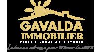 Logo Gavalda Immobilier Perpignan